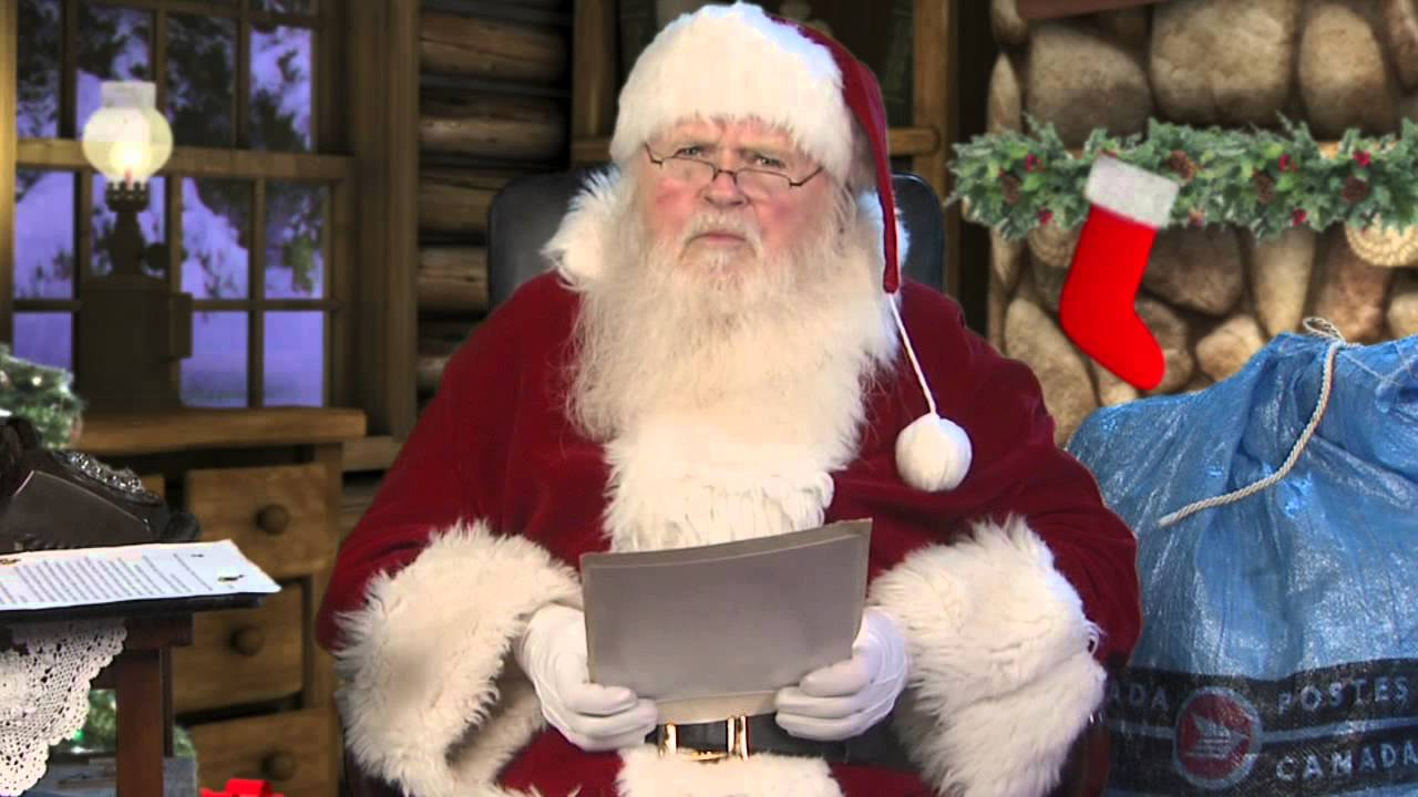 Letter From Santa Claus Explained